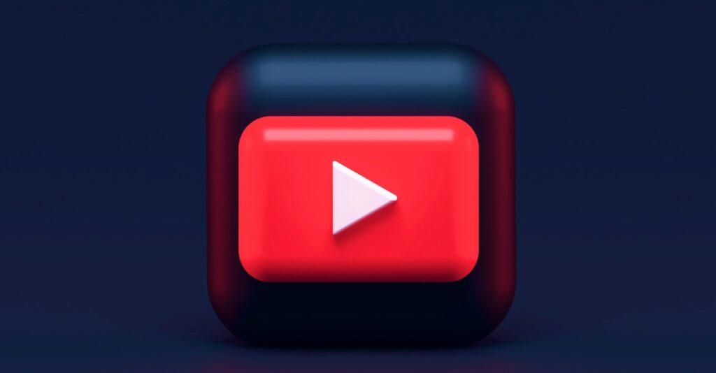 youtube logo voor affiliatemarketing